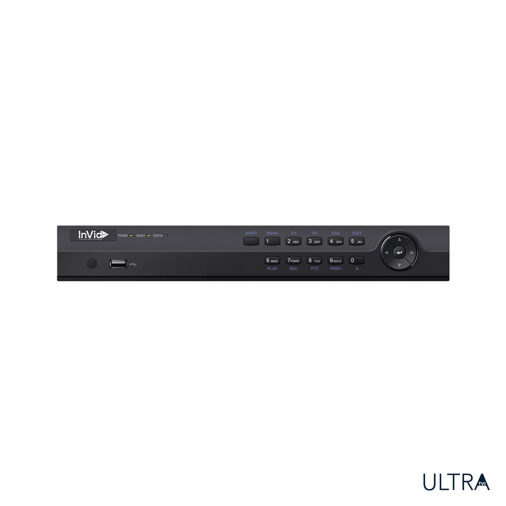 UD4A-4: 4 Channel Recorder