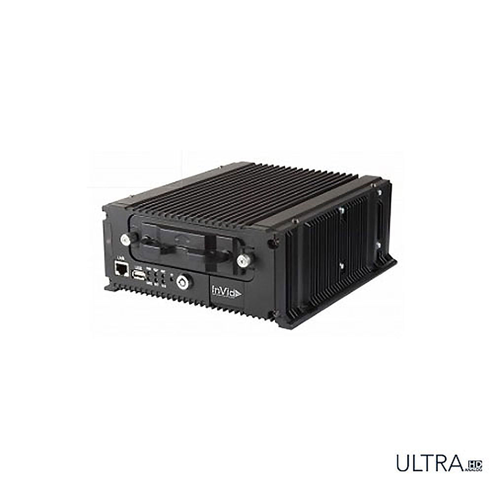 UDM1A-4: 4 Channel TVI Mobile DVR