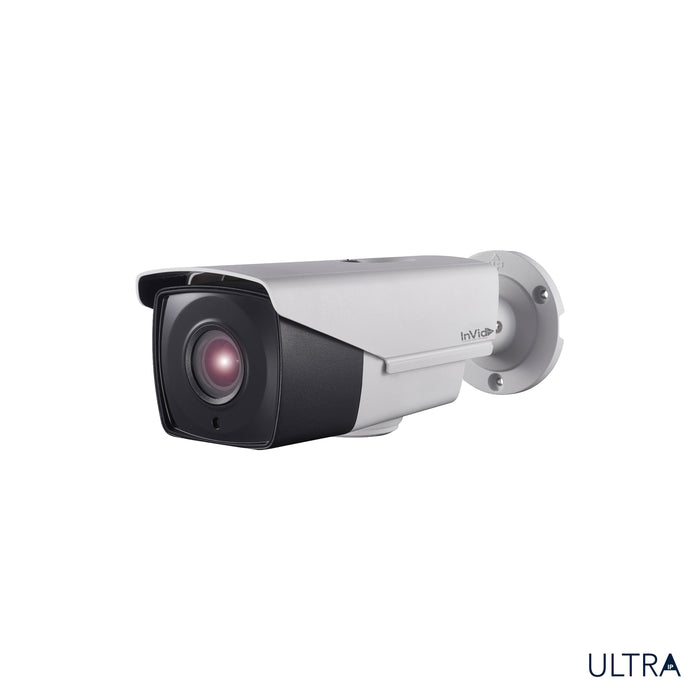ULT-P2LPR300: 2 Megapixel License Plate Camera, 8-32mm