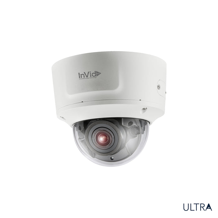 ULT-P4DRIRM2812N: 4 Megapixel, Outdoor Dome