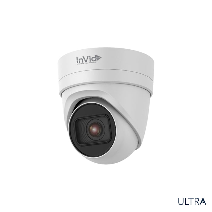 ULT-P4TXIRM2812N: 4 Megapixel, Motorized Turret, 2.8-12mm