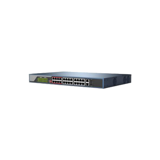 ULT-POE24-2B: 24-Port Switch