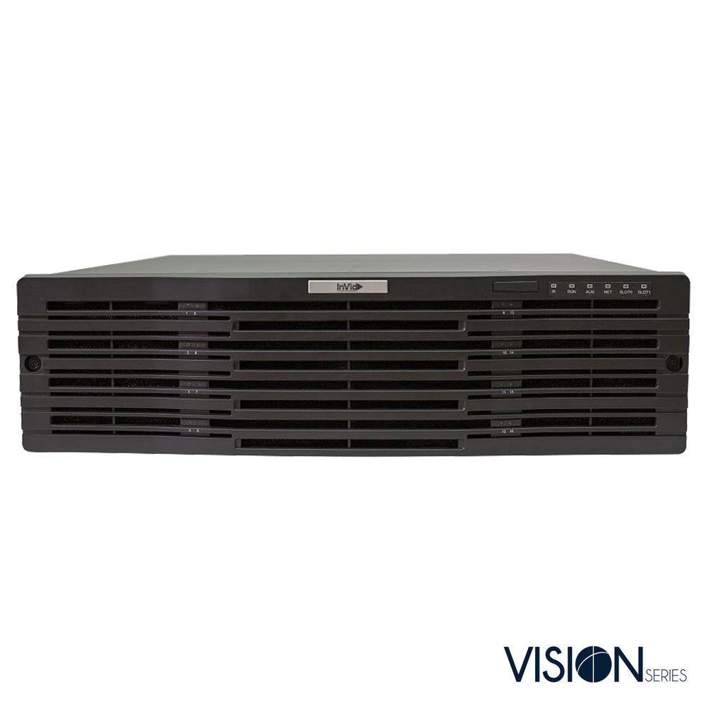 VN3A-UNI: Large System NVR Up To 3,000 Cameras