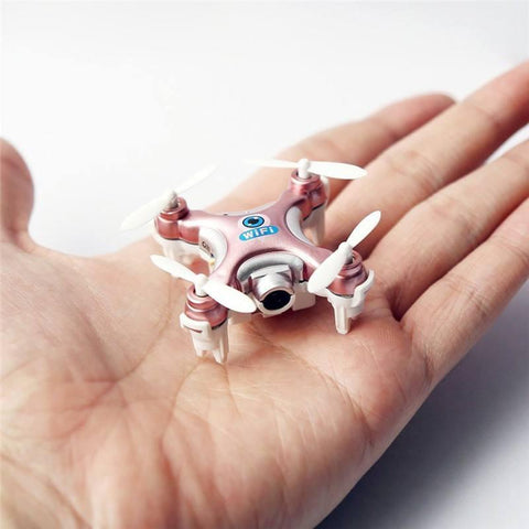 Mini 6-Axis Gyro RC Quadcopter Headless Mode Remote Control Drone with camera