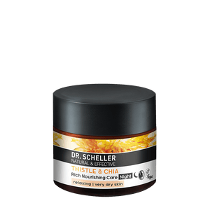 Dr. Scheller Thistle & Chia Rich Nourishing Care - Night