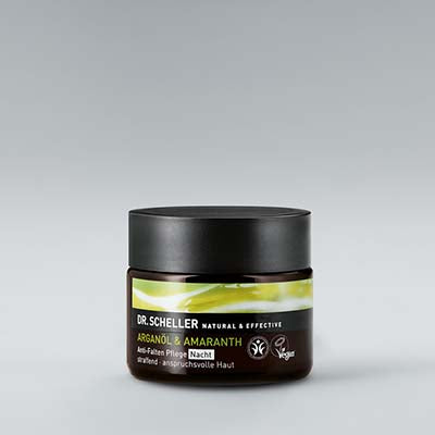 Argan Oil & Amaranth Anti-Wrinkle Night Care