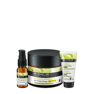Dr. Scheller Argan & Amaranth Travel Kit