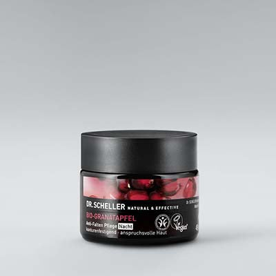 Organic Pomegranate Anti Wrinkle Care Night