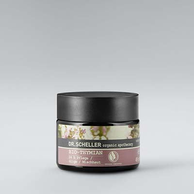Organic Thyme 24 Hour Care for oily/combination skin