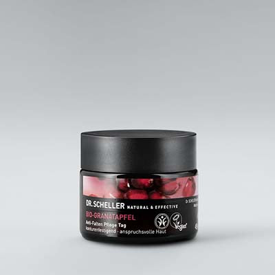 Organic Pomegranate Anti Wrinkle Day Care