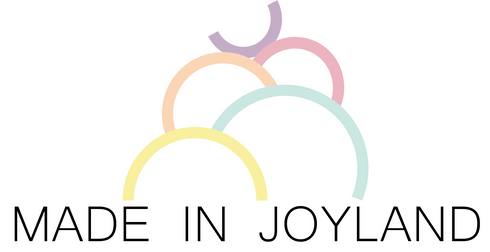 logo made in joyland tienda decoracion infantil