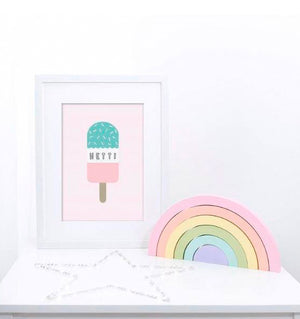 Arco iris Montessori - Made in Joyland