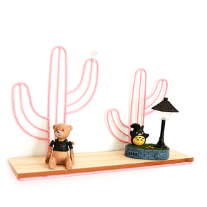 Estantería de pared  cactus rosa - Made in Joyland