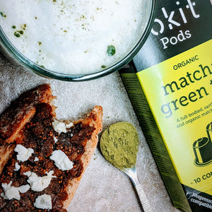 Plant - Recipe: Matcha & Fig Jam