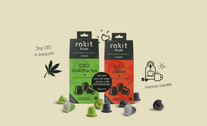 Organic Superfood Drink Nespresso Compatible Pods | UK | Rokit Pods