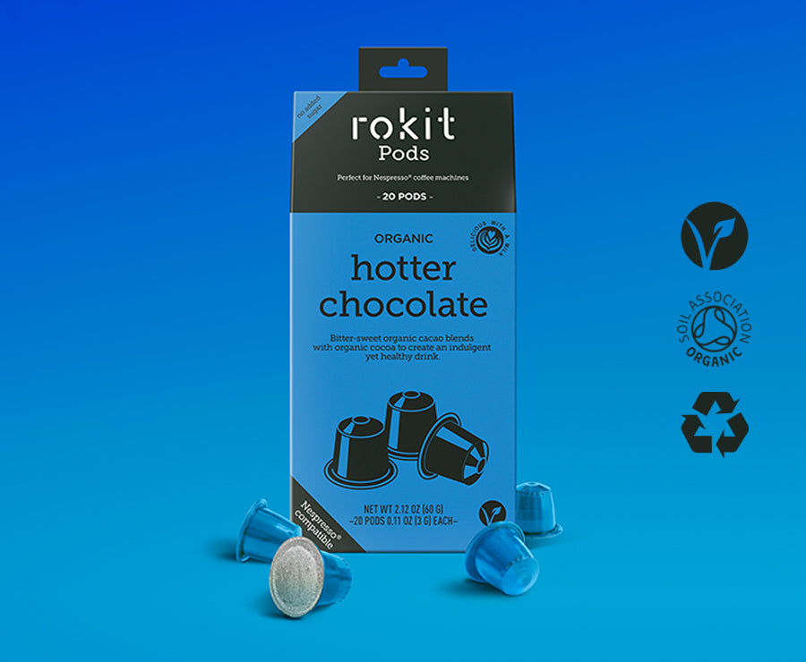 Hotter Chocolate - 20 Pod Pack