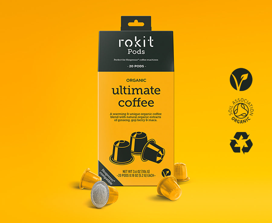 Ultimate Coffee - 20 Pod Pack
