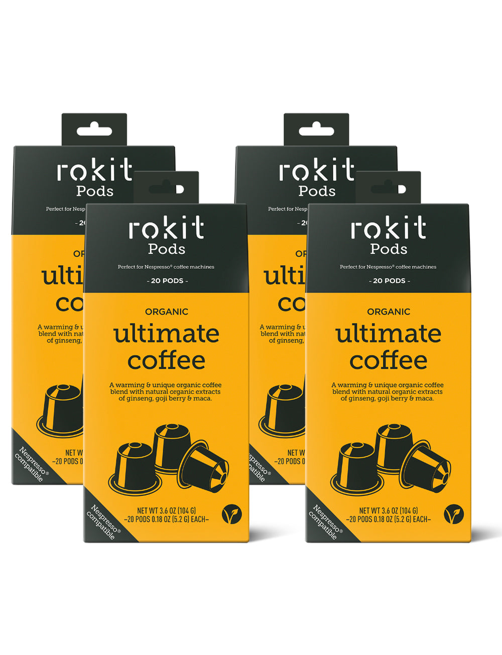 Ultimate Coffee - 80 Pod Bundle