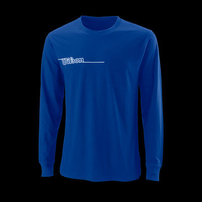 Camiseta Wilson M TEAM II LS TECH TEE