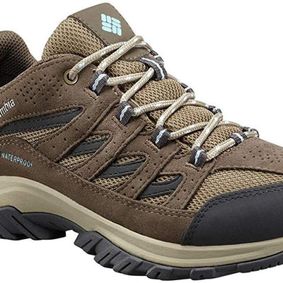 Zapatillas de hiking Columbia CRESTWOOD WATERPROOF