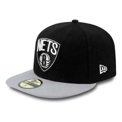 Gorra línea Brooklin Nets New Era NBA BASIC BRONET