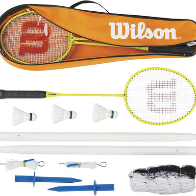 Sport Wilson BADMINTON SET 4 PCS