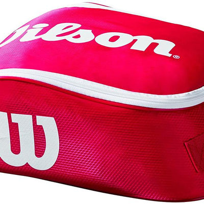 Zapatillero Wilson TOUR IV SHOE BAG RDWH