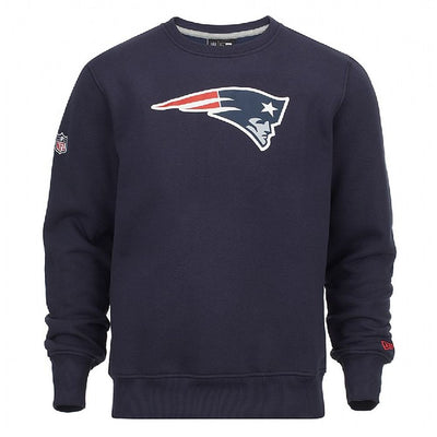 Camiseta línea New England Patriots New Era NE92159FA14 TEAM LOGO CREW NEEPAT