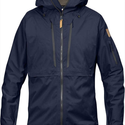 Abrigo FJALLRAVEN Keb Eco-Shell Jacket M