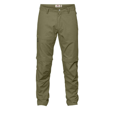 Pantalón FJALLRAVEN Traveller Zip-Off Trousers M
