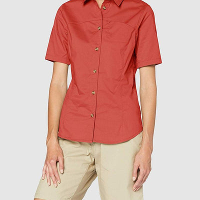 Camiseta FJALLRAVEN High Coast Stretch Shirt SS W