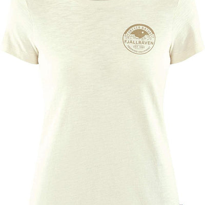 Camiseta FJALLRAVEN Forever Nature Badge T-Shirt W