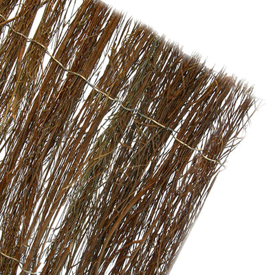 DIY EDM BREZO NATURAL COLOR MARRON OSCURO MEDIDAS 1,5X5MTS (85% OCULTACION)