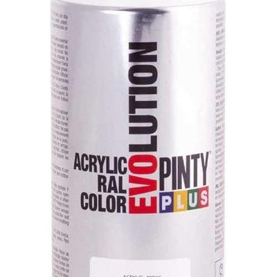 DIY PINTY PLUS SPRAY RAL 9010 BLANCO OPACO 400ML