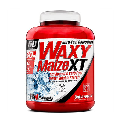 Suplementos de carbohidratos Beverly Nutrition Waxy Maize XT