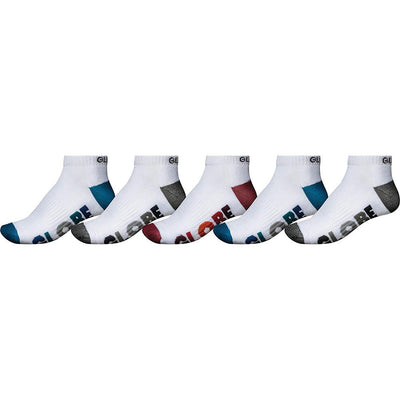Calcetines Globe MULTI STRIPE ANKLE SOCK 5PK