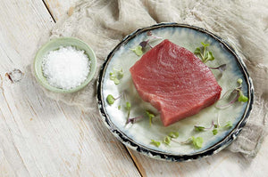 Tuna Steaks | Fresh & Full of Meat | Constitution Seafoods - Boston, MA