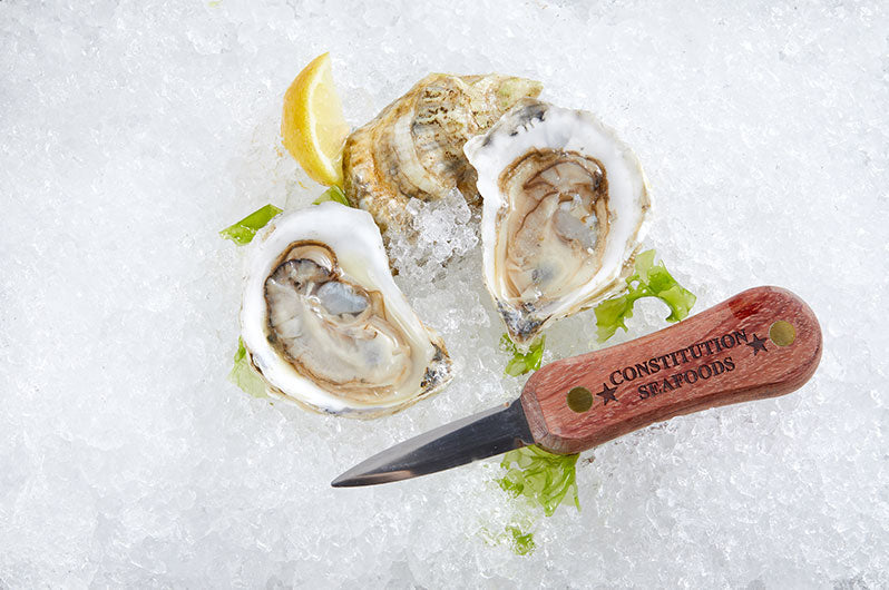 Live Cape Cod Oysters | Constitution Seafoods - Boston, MA