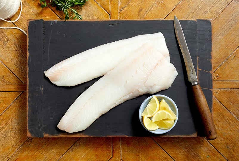 Skinless Haddock Fillets