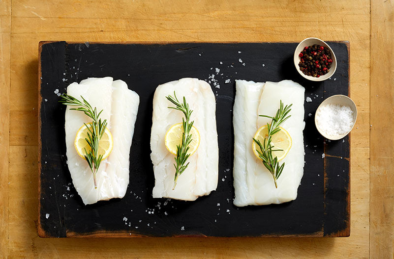 Cod Fillets | Constitution Seafoods - Boston, MA