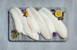 Sole Fillets | Fresh & Skinless | Constitution Seafoods - Boston, Ma