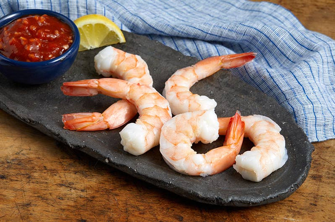 Cooked Shrimp Cocktail | Constitution Seafoods - Boston, MA