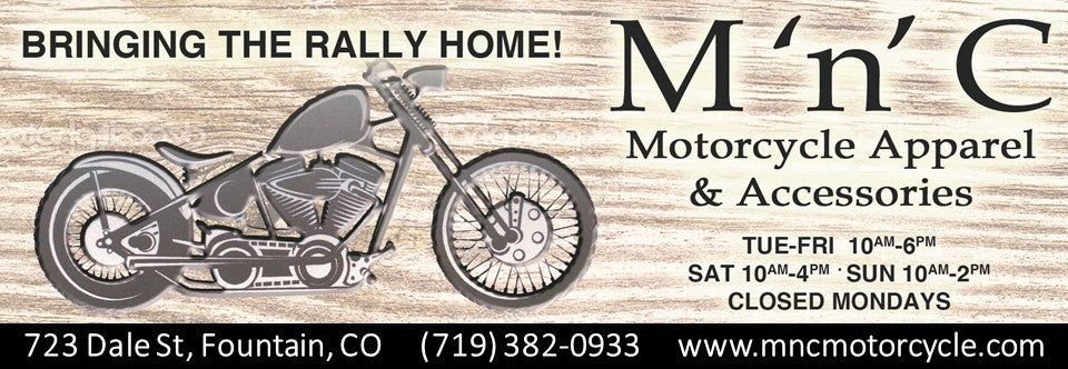 M 'n' C Motorcycle Apparel & Accessories