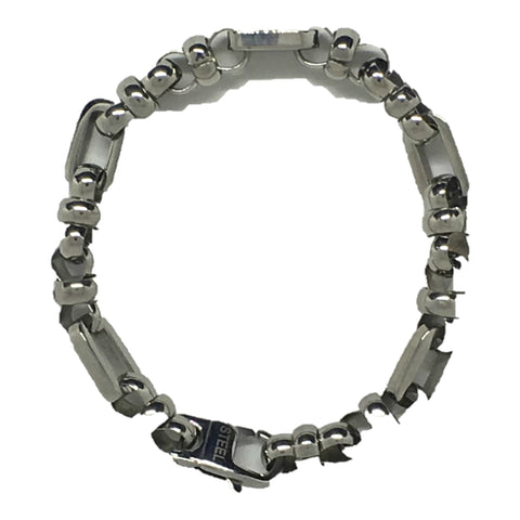 Stainless steel 316 bracelet