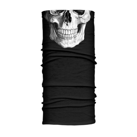 Light Reflective Skull EZ Tube