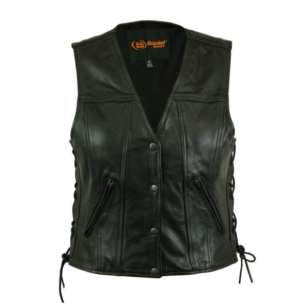 Women's Single Back Panel Concealed Carry Vest