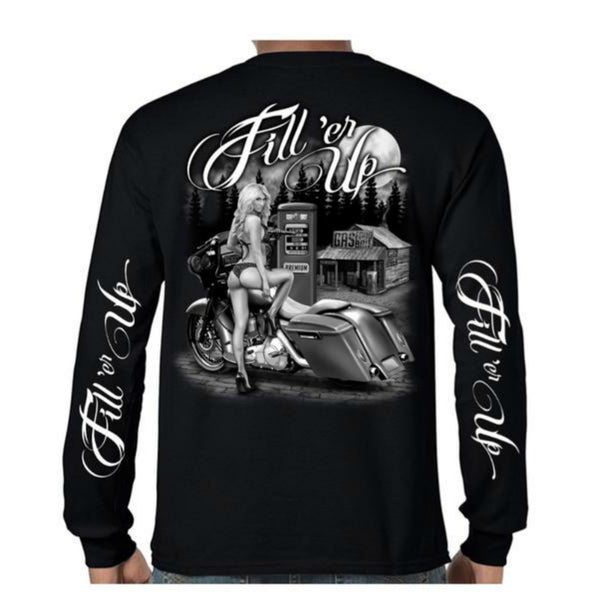 Fill'er Up Long Sleeve