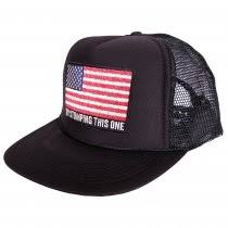 Snapback Try Stomping This One Trucker Cap