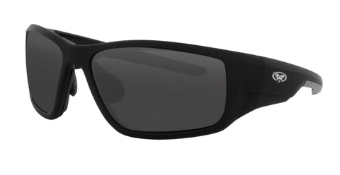 Kinetic Foam-Padded Motorcycle Safety Sunglasses