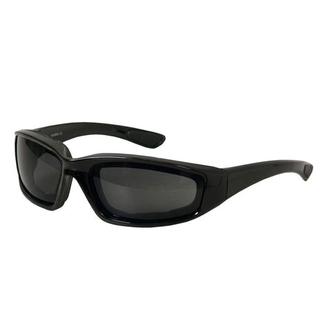 Foam Padded Warrior Sunglasses Mirrored